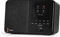 Zwarte Pinell Supersound 101 - DAB+ Internetradio