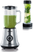 Roestvrijstalen Severin SM 3737 Multimixer + Smoothie Mix & Go