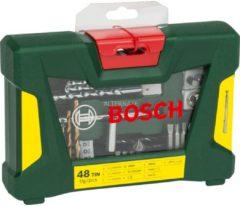 Bosch V-Line TiN-Bohrer- und Bit-Set, 48-teilig, Bohrer- & Bit-Satz