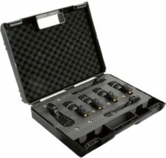 DAP Audio DAP DK-7, Drumset Microfoon set, 2 x Condenser & 5 Dynamic Home entertainment - Accessoires