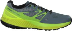 Trailrunning-Schuh Sense Escape 400918 mit funktionalen Eigenschaften Salomon Stormy Weather/Acid Lime/Lime Green