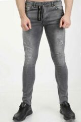 Grijze Marshall Denim Jeans heren 2195/29 MarshallDenim