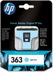 Cyane HP 363 - Inktcartridge / Licht Cyaan (C8774EE)