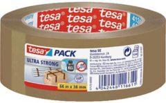 Tesa 57175-00000-01 Pakband tesapack Ultra Strong Bruin (l x b) 66 m x 38 mm 1 rol/rollen
