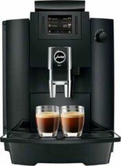Zwarte Jura WE6 Professional - Volautomaat Espressomachine - Pianoblack