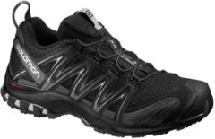 Salomon XA Pro 3D Men Herren Speed Hiking-/Trail Running Schuh Größe UK 9,5 black/magnet/quiet shade