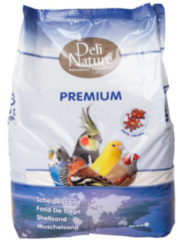 Deli Nature Schelpenzand Premium Wit 5 kg