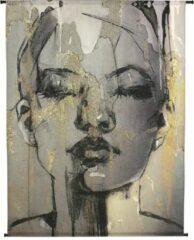 MOOS Joy Wandplaat met Metalen Stang 140 x 170 cm