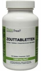 Phytotreat Zouttabletten 1000 Mg Nacl (100tb)