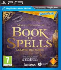 Sony Wonderbook: Book of Spells (GAME ONLY/Solus) /PS3