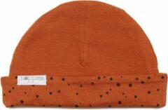 Grijze Noppies Spicy Ginger G Hat REV Lynn 204N5010 P557-0M-3M