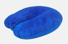 Blauwe OBBOmed - Reiskussen - U vorm met Micro vulling - MN 5300N