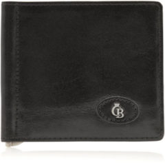 Castelijn & Beerens Gaucho Billfold met Dollarclip RFID Zwart