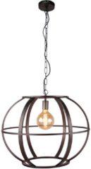 Freelight Hanglamp Elara Ø 60 cm zwart