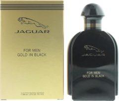 Jaguar Gold In Black - 100ml - Eau De Toilette