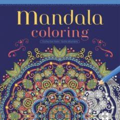 B.V. Centrale Uitgeverij Harderwijk Kleurboek Mandala