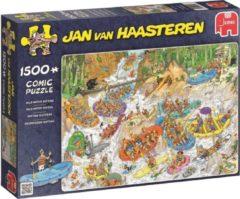 Jan van Haasteren Jan van Haasteren wildwater rafting legpuzzel 1500 stukjes