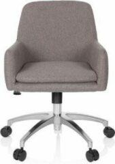 Hjh OFFICE Shake 400 - Thuisgebruik bureaustoel - Grijs - Stof