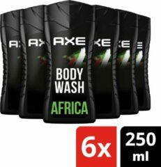 AXE Africa Mannen Lichaam 250ml douchegel