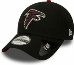 Rode New Era Cap 9FORTY Atlanta Falcons NFL - One Size - Black/Red
