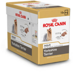 Royal Canin Bhn Yorkshire Terrier Adult Pouch - Hondenvoer - 12 x 85 g