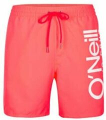 O'Neill heren zwembroek - Original Cali Shorts - fuchsia roze - Divan - Maat: M