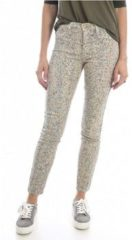 Beige Skinny Jeans Mih THE BONN WJ1557POL