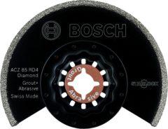Bosch, Black & Decker, Makita, Metabo, Skil Bosch diamant-riff segmentzaagblad 85 mm voor multitool 2609256972