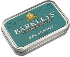 Barkleys Classic mints spearmint 50 Gram