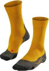 FALKE TK2 Heren Wandel Sok 16474 - Goud 1593 mustard Heren - 46-48