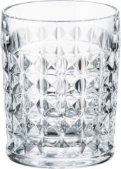 Crystalite Bohemia Diamond Whisky Glazen 23cl.