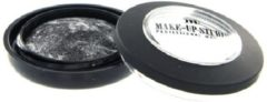 Zwarte Make-up Studio Eyeshadow Moondust Oogschaduw - Twinkling Black