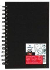 Canson schetsblok Art book One 80 vellen 14 x 21,6 cm