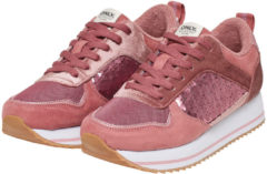 ONLY Glitter Sneakers Women Pink