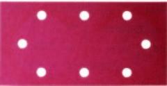 Bosch Schleifblatt C430, 10er-Pack, 8 Löcher, 93 x 186 mm, 2x40, 3x80, 3x120, 2x180 VPE: 5