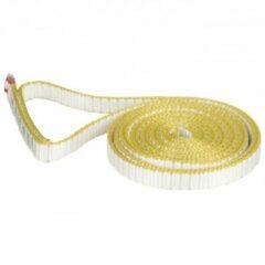 Ocun - O-Sling DYN 11 mm Bergfreunde Edition - Ronde slinge maat 120 cm, wit/geel/beige/oranje