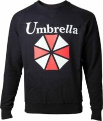 Zwarte Difuzed Resident Evil - Umbrella High Density Sweater - XL