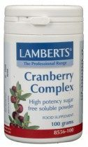 Lamberts Cranberry Complex /L8556 - 100 gr