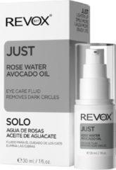 Revox Just Rose Water Avocado Oil Eye Care Fluid 30ml.