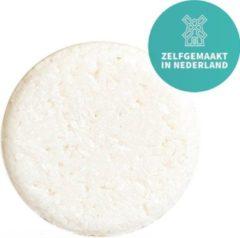 Shampoo Bars Shampoo Bar Kokos - Zelfgemaakt in Nederland - Voor gevoelige hoofdhuid - Vegan & Crueltyfree - Plasticvrij - 80 wasbeurten - Shampoobars.nl