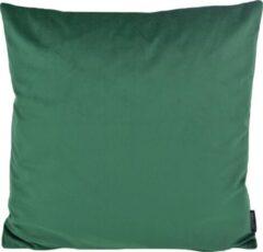 Gek op Kussens! Velvet Dark groen Kussenhoes | Fluweel - Polyester | 45 x 45 cm | Donkergroen