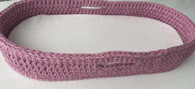 Afbeelding van Roze Gifts for everyone Baby verschoonmand