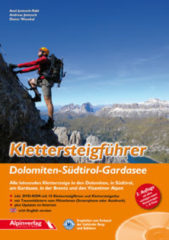 Klimgids - Klettersteiggids Dolomiten - Südtirol – Gardasee | Alpinverlag