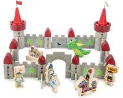 Tenderleaftoys Houten drakenkasteel   Tender Leaf Toys
