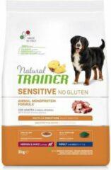 Natural trainer dog adult medium / maxi sensitive duck 3 KG