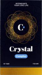 Morningstar Crystal - Cumplus Sperma Verbeterende Tabletten - 60 St (1st)