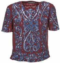 Rode Blouses Antik Batik NIAOULI