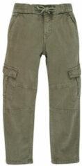 Groene Kleding Pantalon XR22033 by IKKS JUNIOR