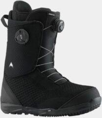 Burton Swath Boa Snowboard Schoen Zwart/Donkergrijs