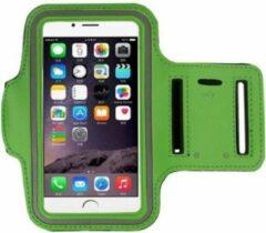 Go Go Gadget Sport Armband - Universeel - Verstelbaar - Hardlooparmband - Spatwaterdicht - Bescherming - Lichtgewicht - 85 x 165 mm (5,5 inch) - Groen